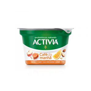 ACTIVIA CAFE MANHA MAM/MAC 12X170G